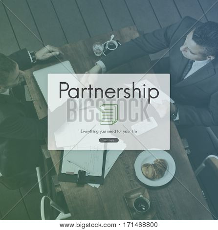 Agreement Commitment Negotiation Partnership Collaboration