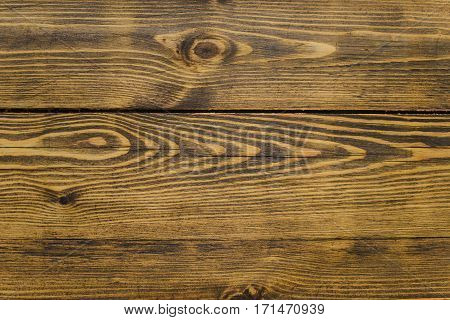 background image of wooden boards varnished horizontally