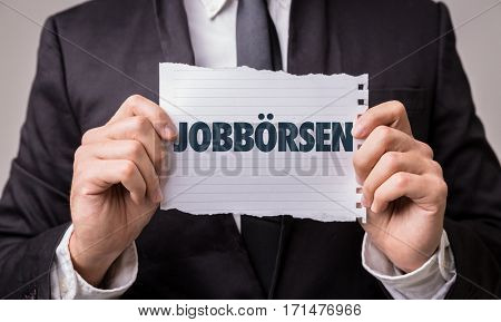 Job Exchanges (in German)