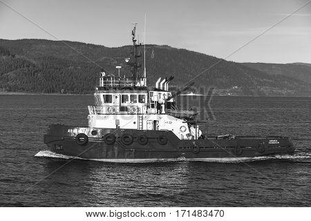 Abramis Tug Boat, Trondheim