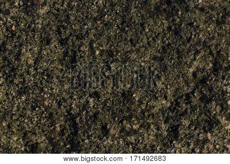 black stone texture background closeup micro