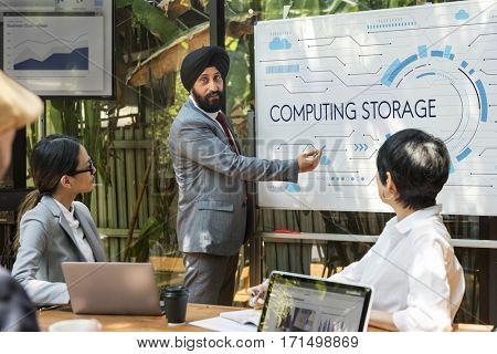 Cloud Computing Storage Data Network