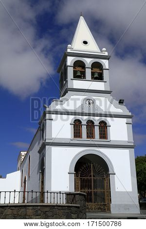 Iglesia Parroquia De Nuestra Señora Del Rosario