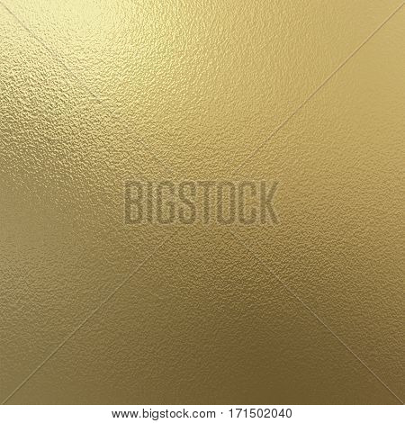 Golden foil decorative texture. Gold background for artwork