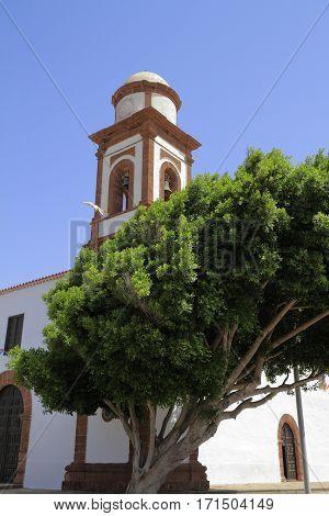 Iglesia De Nuestra Señora De La Antigua, Fuerteventura