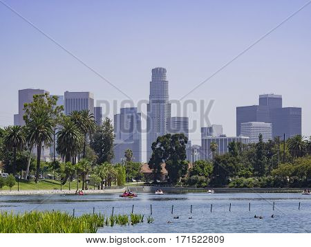 Los Angeles By The Lake