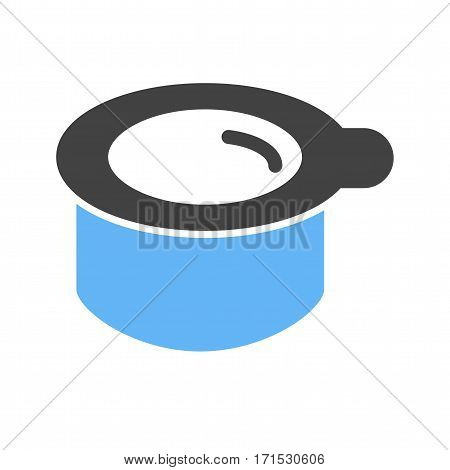 Mouth, paste, polish icon vector image. Can also be used for dentist equipment. Suitable for mobile apps, web apps and print media.