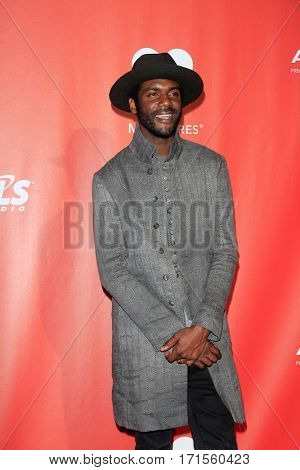LOS ANGELES - FEB 10:  Gary Clark Jr. at the Musicares Person of the Year honoring Tom Petty at Los Angeles Convention Center on February 10, 2017 in Los Angeles, CA