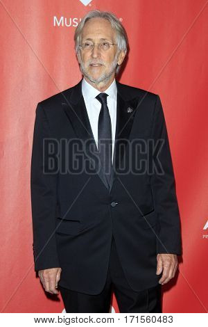 LOS ANGELES - FEB 10:  Neil Portnow at the Musicares Person of the Year honoring Tom Petty at Los Angeles Convention Center on February 10, 2017 in Los Angeles, CA