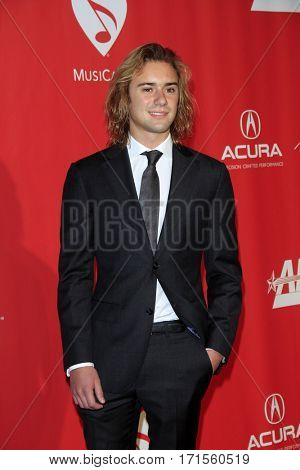 LOS ANGELES - FEB 10:  Jeronimo at the Musicares Person of the Year honoring Tom Petty at Los Angeles Convention Center on February 10, 2017 in Los Angeles, CA
