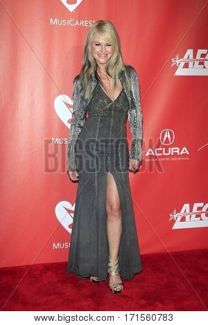 LOS ANGELES - FEB 10:  Mindi Abair at the Musicares Person of the Year honoring Tom Petty at Los Angeles Convention Center on February 10, 2017 in Los Angeles, CA