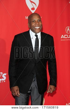 LOS ANGELES - FEB 10: Nathan East at the Musicares Person of the Year honoring Tom Petty at the Los Angeles Convention Center on February 10, 2017 in Los Angeles, CA