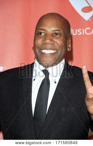 LOS ANGELES - FEB 10:  Nathan East at the Musicares Person of the Year honoring Tom Petty at Los Angeles Convention Center on February 10, 2017 in Los Angeles, CA