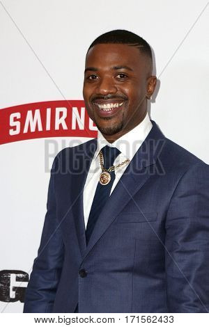 LOS ANGELES - FEB 11:  Ray J Norwood at the Primary Wave 11th Annual Pre-GRAMMY Party at The London on February 11, 2017 in West Hollywood, CA