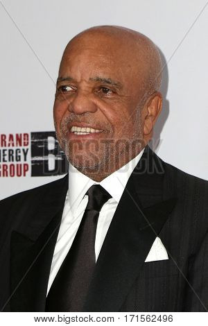 LOS ANGELES - FEB 11:  Berry Gordy at the Primary Wave 11th Annual Pre-GRAMMY Party at The London on February 11, 2017 in West Hollywood, CA