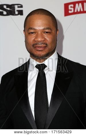 LOS ANGELES - FEB 11:  Xzibit, Alvin Nathaniel Joiner at the Primary Wave 11th Annual Pre-GRAMMY Party at The London on February 11, 2017 in West Hollywood, CA