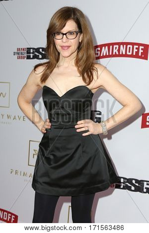 LOS ANGELES - FEB 11:  Lisa Loeb at the Primary Wave 11th Annual Pre-GRAMMY Party at The London on February 11, 2017 in West Hollywood, CA