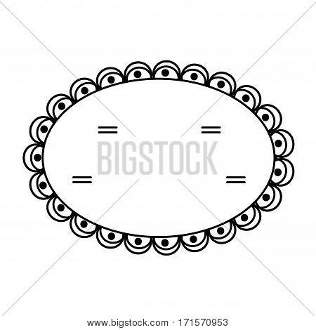 label decorative frame badge vector illustration eps 10