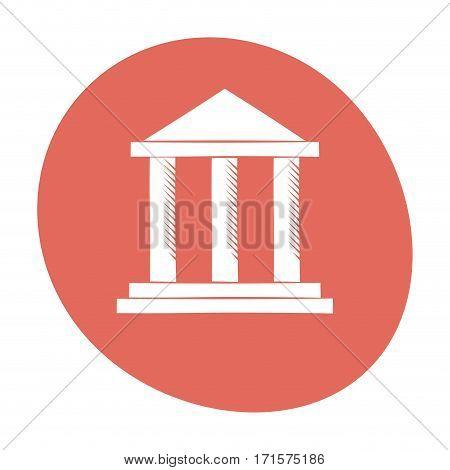 building bank invesment money image vector illustration eps 10