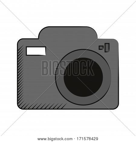 photographic camera picture image vector illustration eps 10