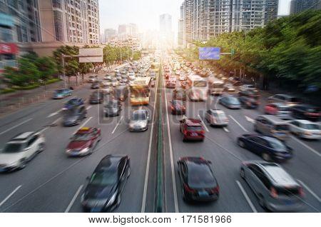 China's urban transportation
