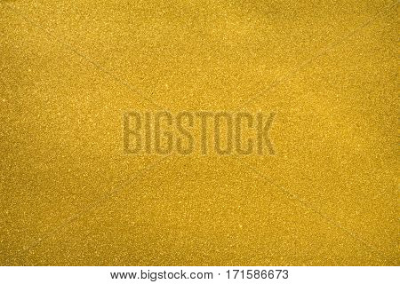 Gold Flakes Background