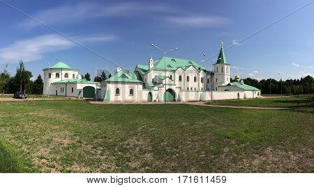 TSARSKOYE SELO SAINT-PETERSBURG RUSSIA -AUGUST 10 2014: The Martial Chamber. World War I Museum in Tsarskoye Selo(Pushkin) Saint-Petersburg Russia