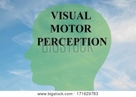 Visual Motor Perception Concept