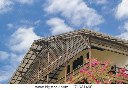Watefront Rustic Style House Playas Beach Gauyas Ecuador
