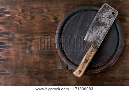 Background With Chopping Board