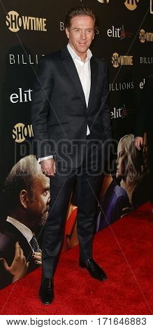 Actor Damian Lewis attends the