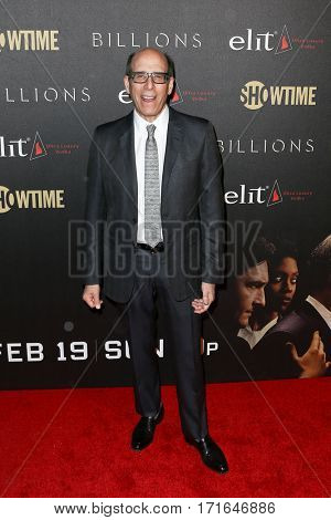 Showtime Networks Chairman Matthew C. Blank attends the