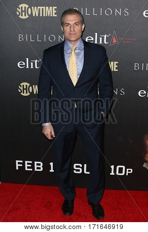 Actor Marc Kudisch attends the