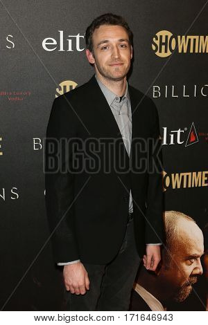 Actor Dan Soder attends the