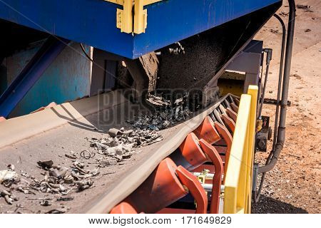 Metal Scrap Yard Machines