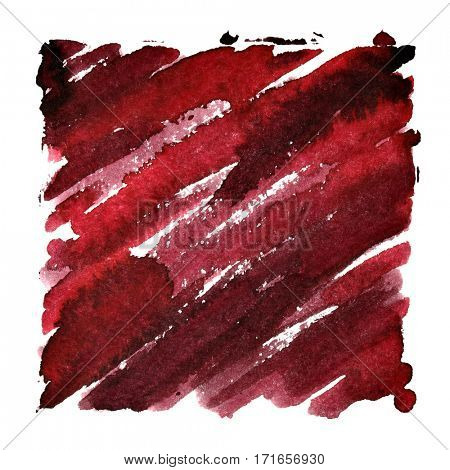 Black red abstract background with slanting strokes -  space for your own text - raster illustration