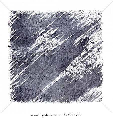 Gray abstract background with slanting strokes -  space for your own text - raster illustration