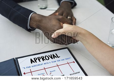 Approval Arrangement Union Terms Time Line