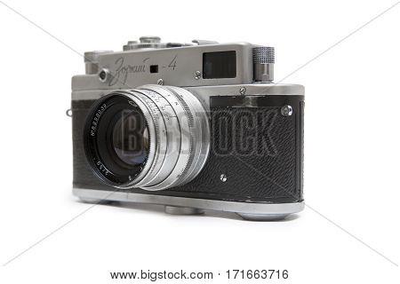 Zorki 4 Camera