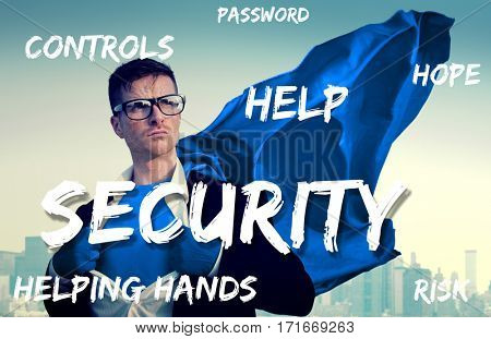 Security Safety Cover Protect Icon