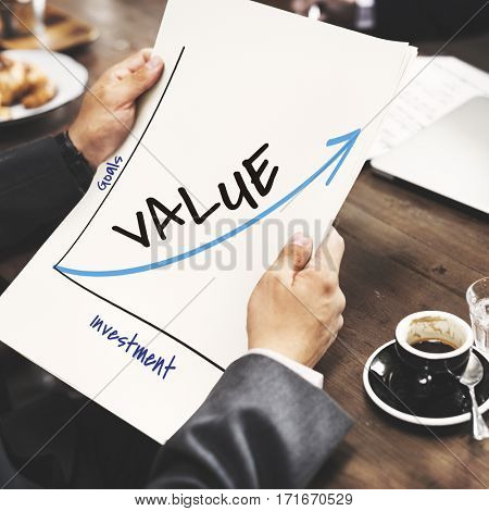 Value Personal Development Stock Market Stock