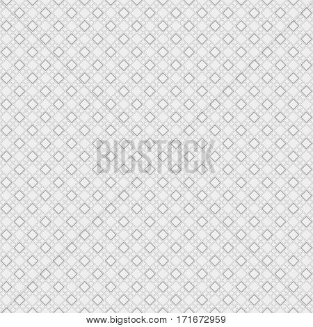 Simple modern geometric pattern. Seamless repeating pattern of squares and rhombus.