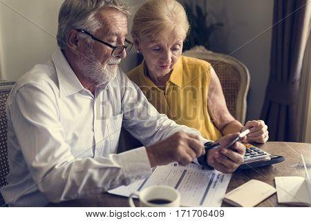 Senior Couple Insurance Application Form