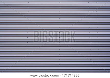 corrugated metal wall background texture detail closeup