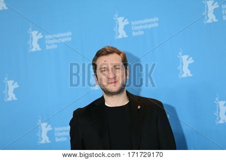 Rezo Gigineishvili attends the 'Hostages' photo call during the 67th Berlinale International Film Festival Berlin at Grand Hyatt Hotel on February 15, 2017 in Berlin, Germany.