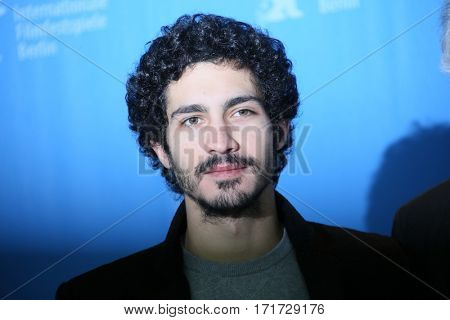 Actor Chino Darin attends the 'The Queen of Spain' (La Reina de Espana) photo call during the 67th Berlinale Film Festival Berlin at Grand Hyatt Hotel on February 13, 2017 in Berlin, Germany.