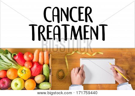 CANCER TREATMENT medicine health and hospital anesthesia