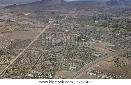 Southwestern Town