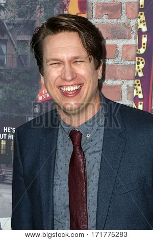 LOS ANGELES - FEB 15:  Pete Holmes at the