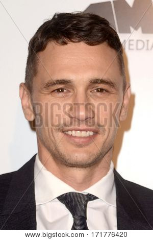 LOS ANGELES - FEB 15:  James Franco at the